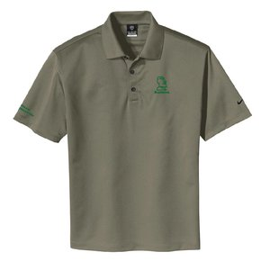 Nike Golf Tech Basic Dri-Fit Polo (Olive Khaki)