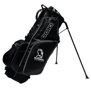 SanMar Ogio Golf Bag (w/white logo)