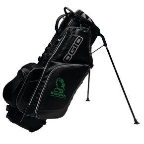 SanMar Ogio Golf Bag (w/green logo)