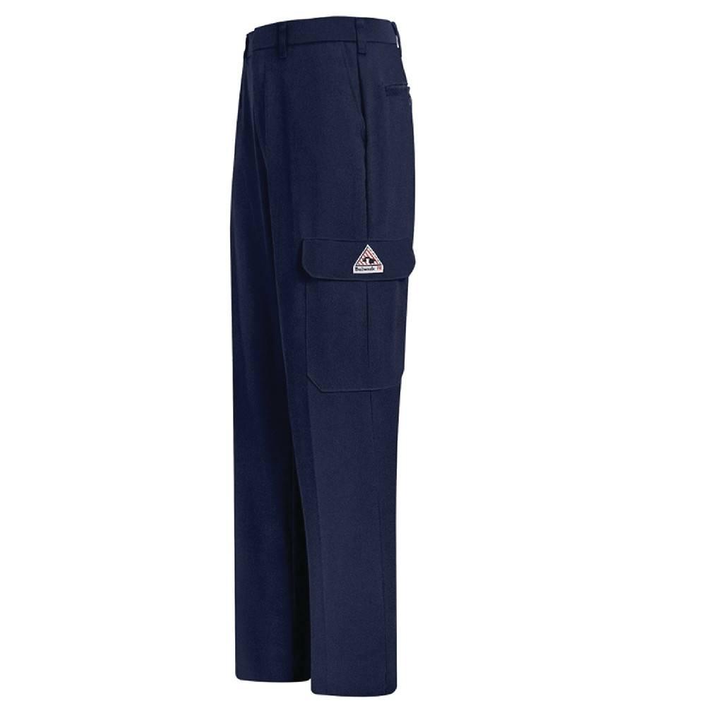 Bulwark Bulwark Women's  Cargo Pocket Pant (Dark Navy)