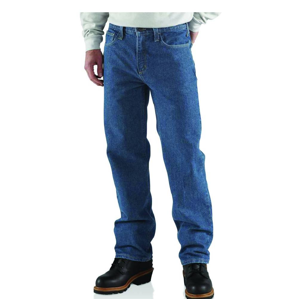 Carhartt Carhartt FR Relaxed -Fit Utility  Jean (Midstone)