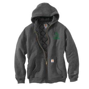 Carhartt Carhartt Rain Defender 3 Season Midweight Sweatshirt ( Heather Gray)