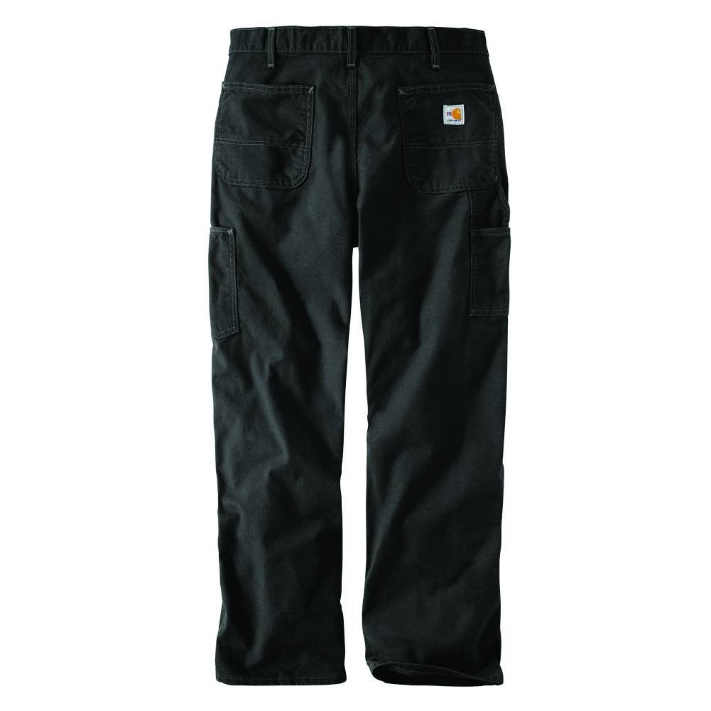 Carhartt Carhartt FR Washed  Duck Work Dungaree ( Black)