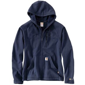 Carhartt FR Force Rugged Flex Hoodie (Navy)
