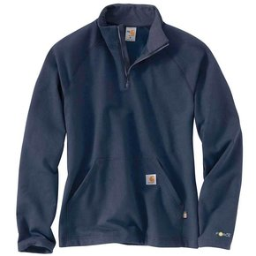 Carhartt FR Force Rugged Flex 1/4 ZIP (Navy)