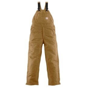 Carhartt Carhartt FR Canvas Bib Overall ( Brown)