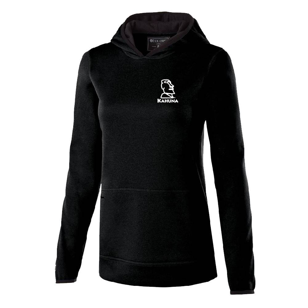 Holloway Holloway Ladies Artillery Hoodie ( Black)