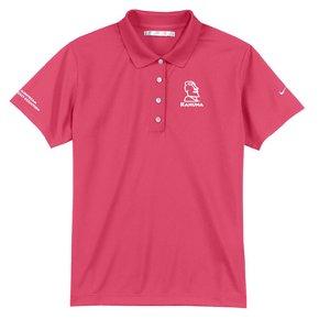 Nike Golf - Ladies Tech Basic Dri-FIT Polo ( Flamingo)