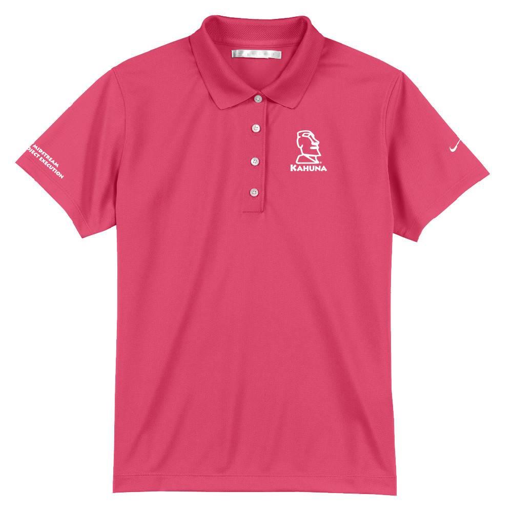 Nike Nike Golf - Ladies Tech Basic Dri-FIT Polo ( Flamingo)