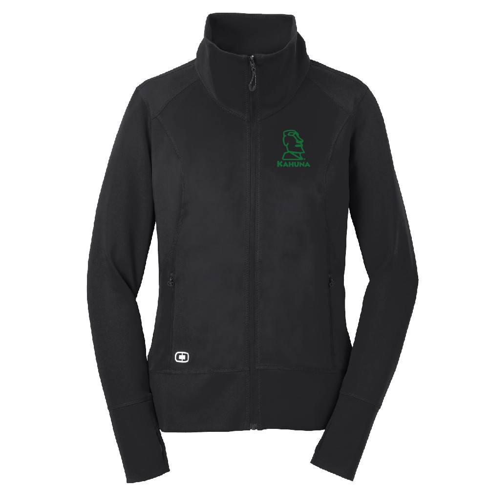 Ogio OGIO® ENDURANCE Ladies Fulcrum Full-Zip ( Black)