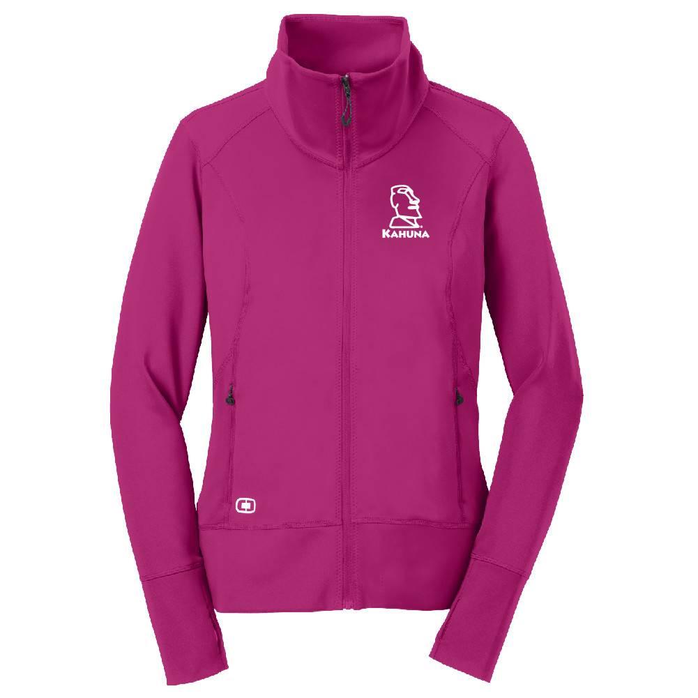 Ogio OGIO® ENDURANCE Ladies Fulcrum Full-Zip ( Pink )