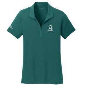 Port Authority® Ladies Cotton Touch Performance Polo (  Lush Green )
