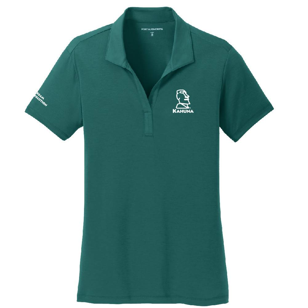 Port Authority Port Authority® Ladies Cotton Touch Performance Polo (  Lush Green )