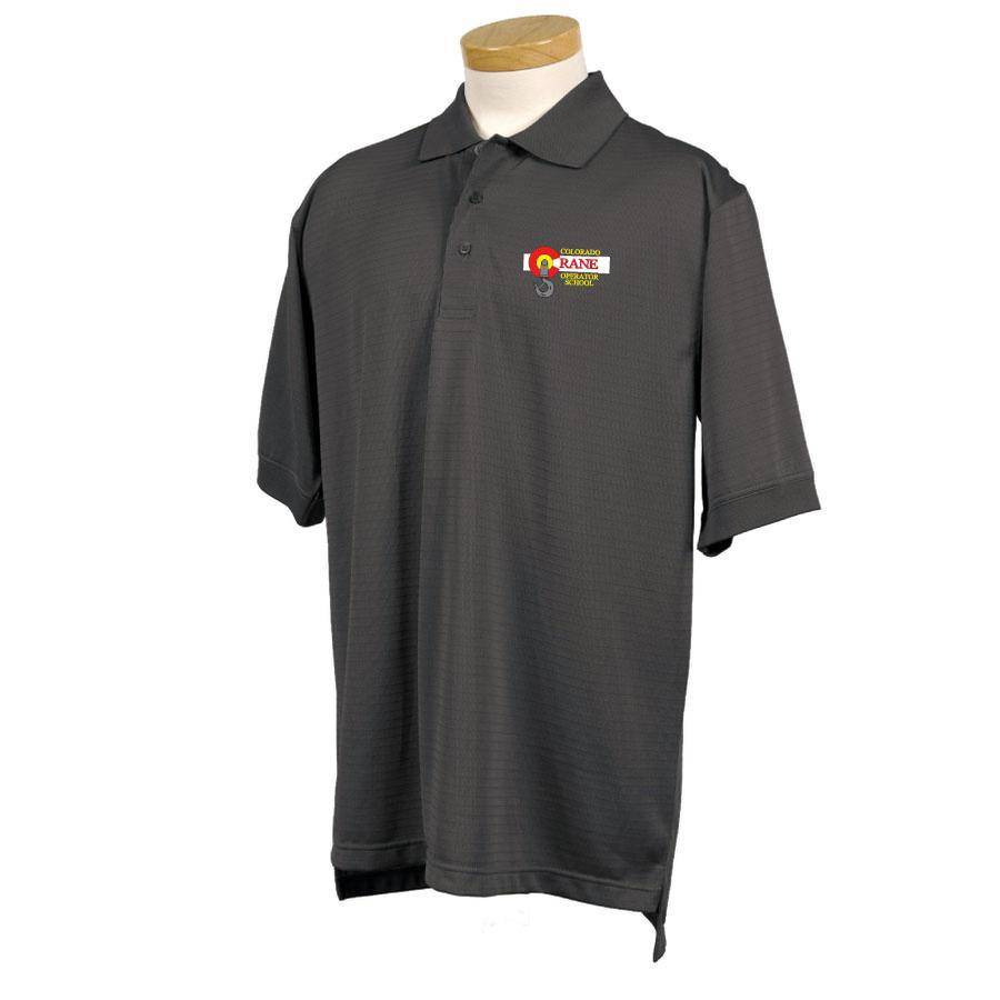 Tri Mountain Tri Mountain Men's Polo (Charcoal)