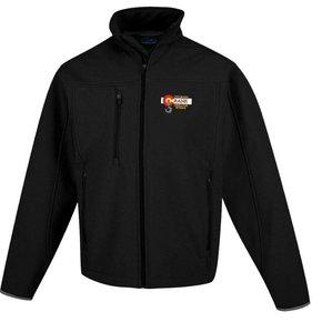 Tri Mountain Tri Mountain Flight Jacket (Black)