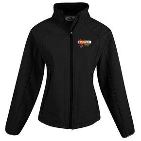 Tri Mountain Tri Mountain Ladies Ascent Jacket (Black)