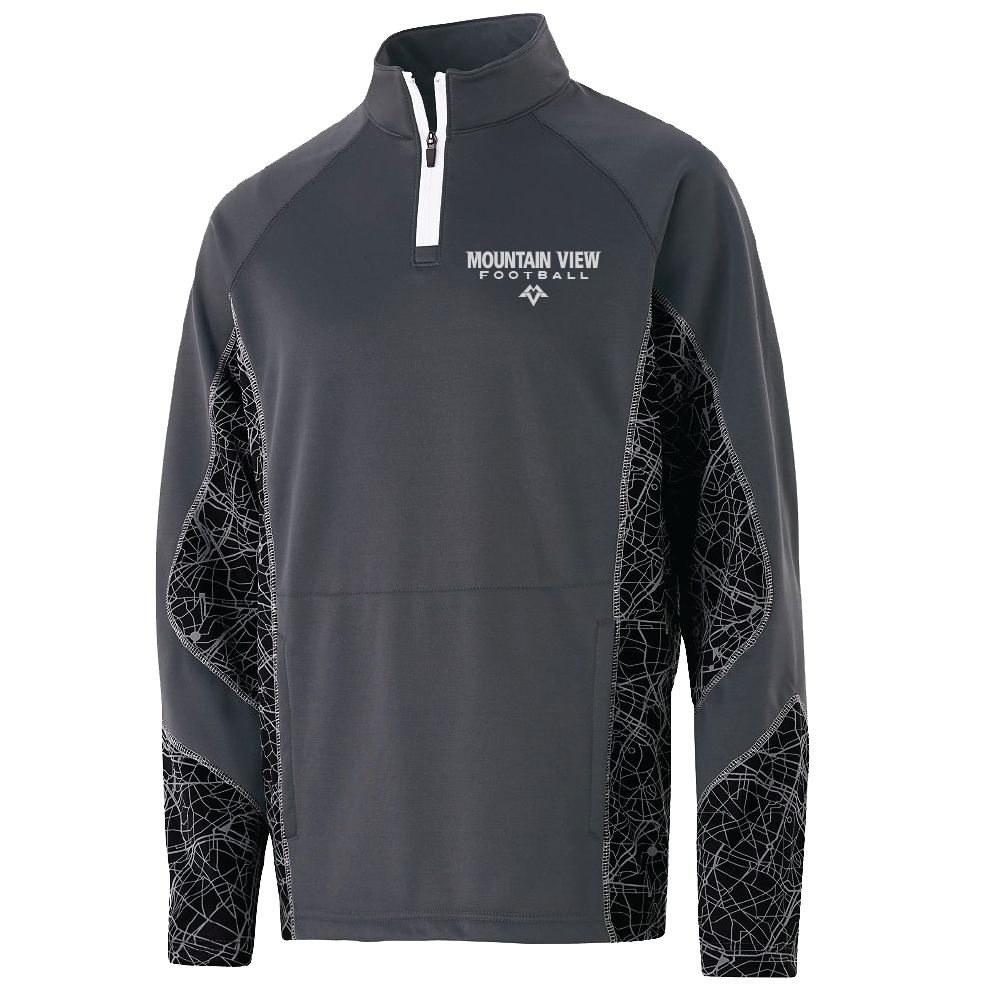 Holloway Hollway Complex Pullover (Carbon/Black/White)