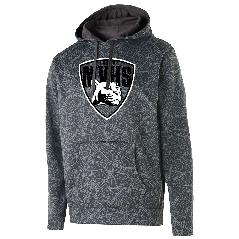 Holloway Holloway Complex Hoodie (Carbon)