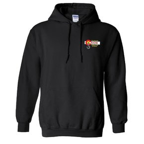 Gildan Gildan Adult Heavy Blend 50/50 Hoody (Black)