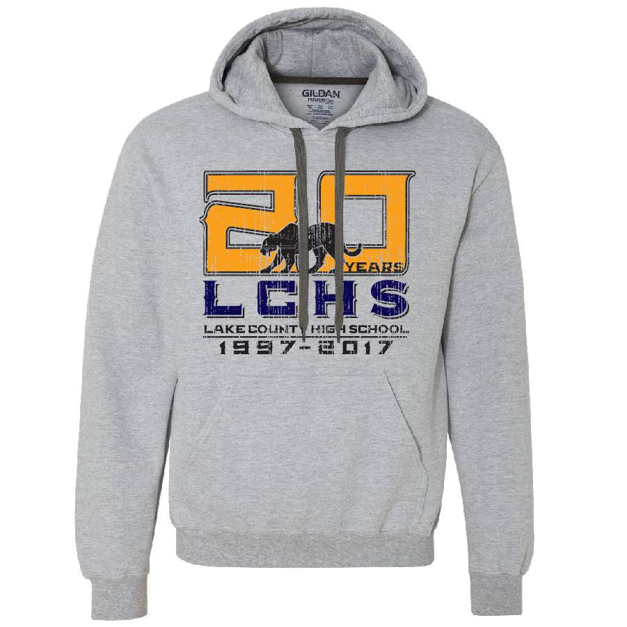 Gildan Gildan Premium Cotton Hooded Sweatshirt