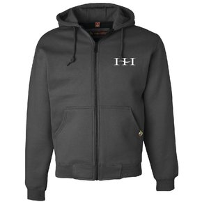 Dri Duck DRI DUCK - Crossfire Heavyweight Power Fleece Jacket (Dark Oxford)
