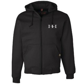 Dri Duck DRI DUCK - Crossfire Heavyweight Power Fleece Jacket (Black)