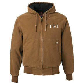 Dri Duck DRI DUCK - Cheyenne Hooded Boulder Cloth™ Jacket  (Saddle)