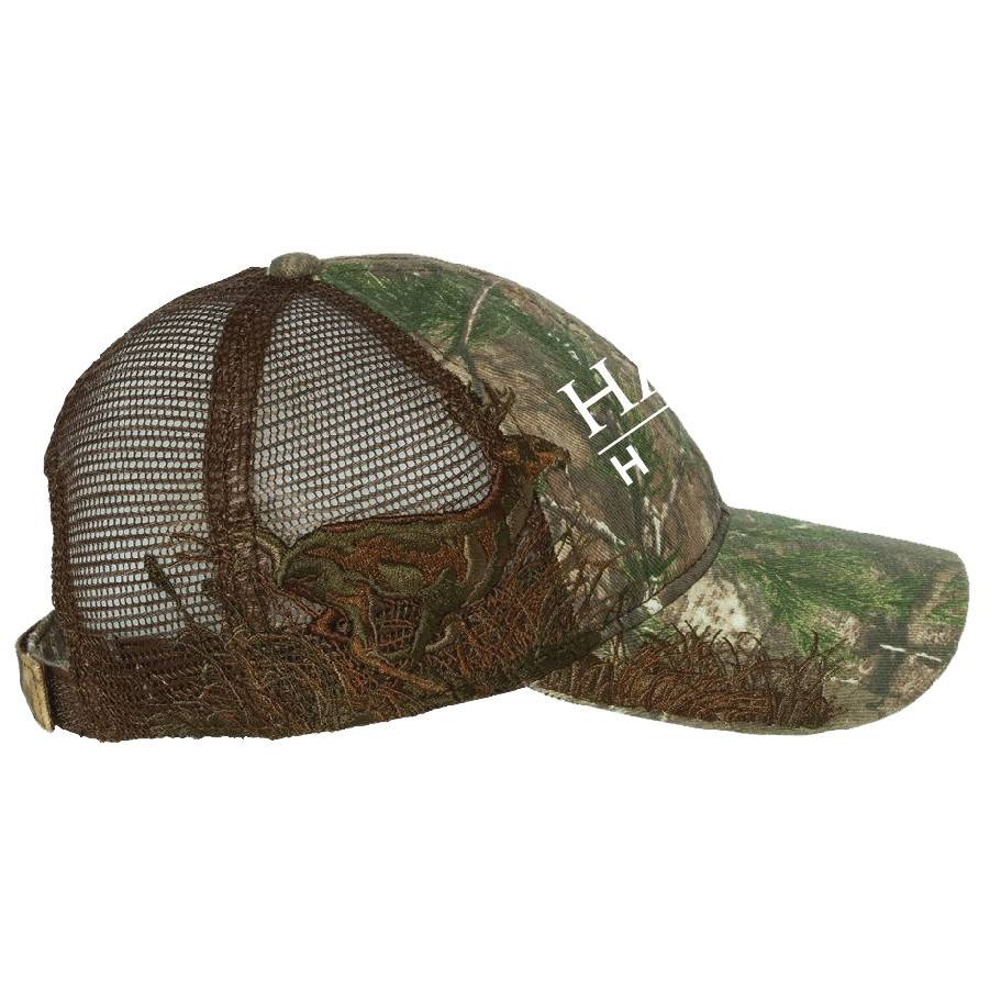 Dri Duck DRI DUCK - Wildlife Buck Cap (Real Tree Xtra)