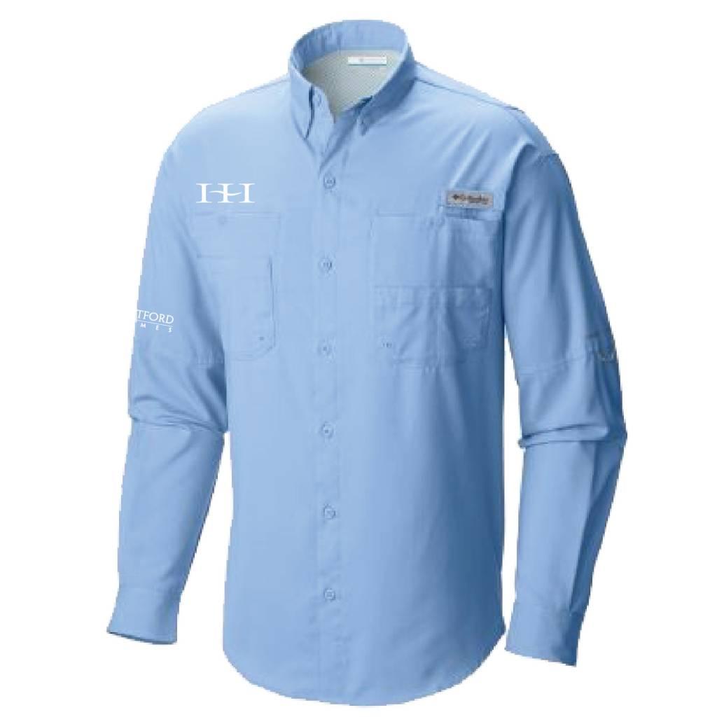 Columbia Columbia Men's  - Bahama™ II Long Sleeve Shirt (Sail)