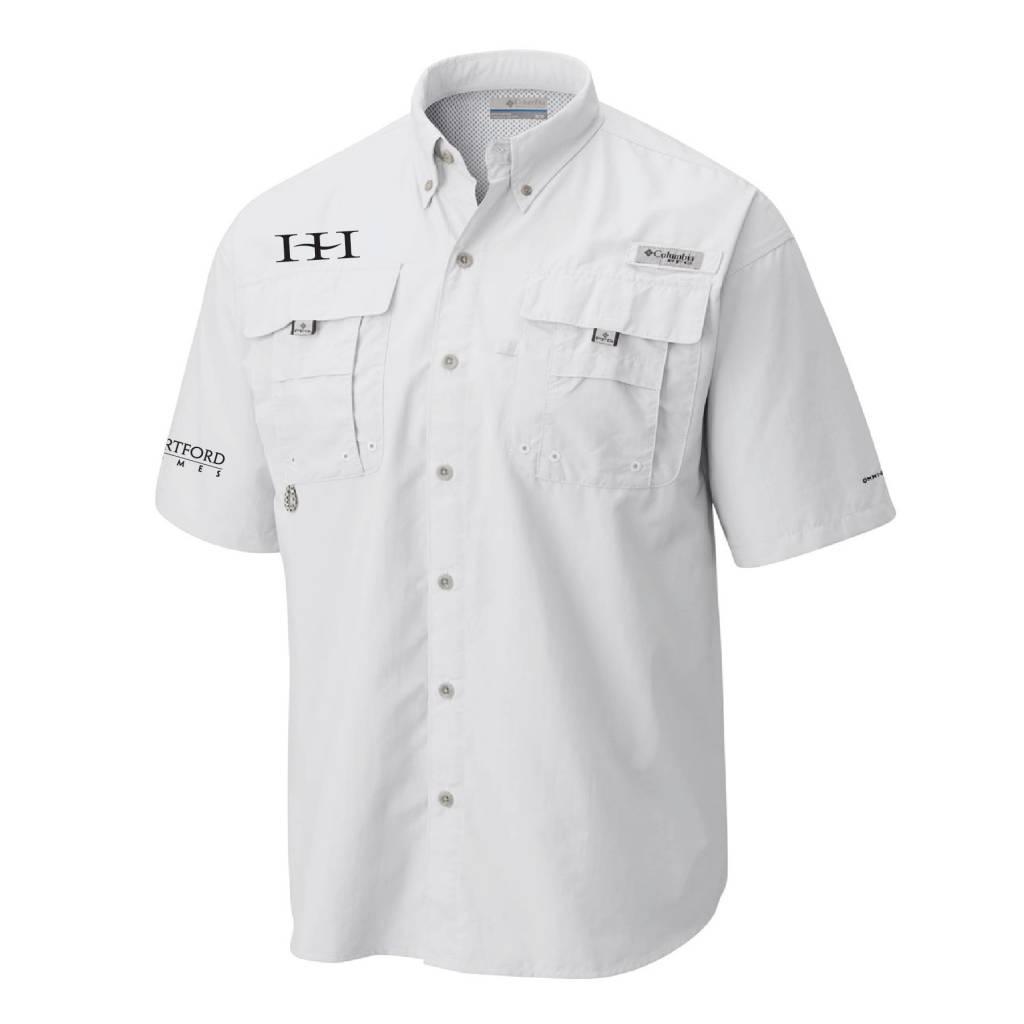 Columbia Columbia - Bahama™ II Short Sleeve Shirt (White)