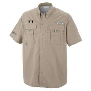 Columbia Columbia Men's  - Bahama™ II Short Sleeve Shirt (Fossil)