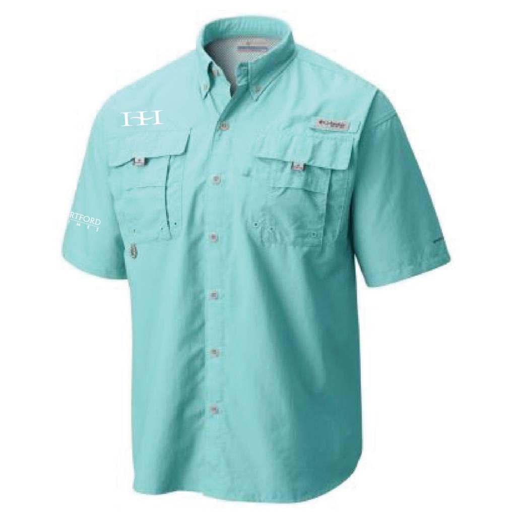 Columbia Columbia Men's - Bahama™ II Short Sleeve Shirt (Gulf Stream)