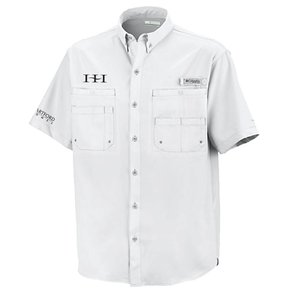 Columbia Columbia Men's - Tamiami™ II Short-Sleeve Shirt (White)