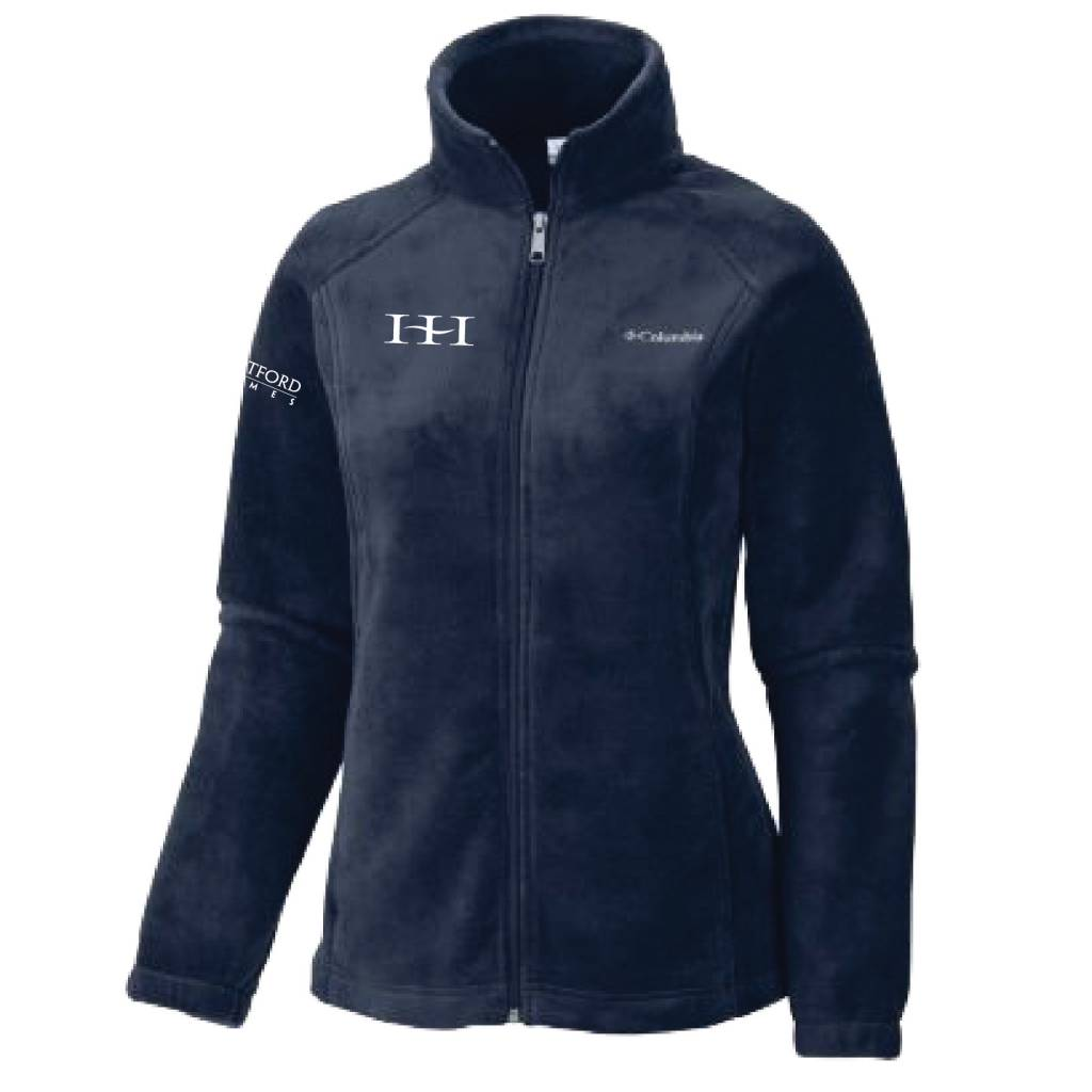 Columbia Columbia - Women's Benton Springs™ Full Zip (Columbia Navy)