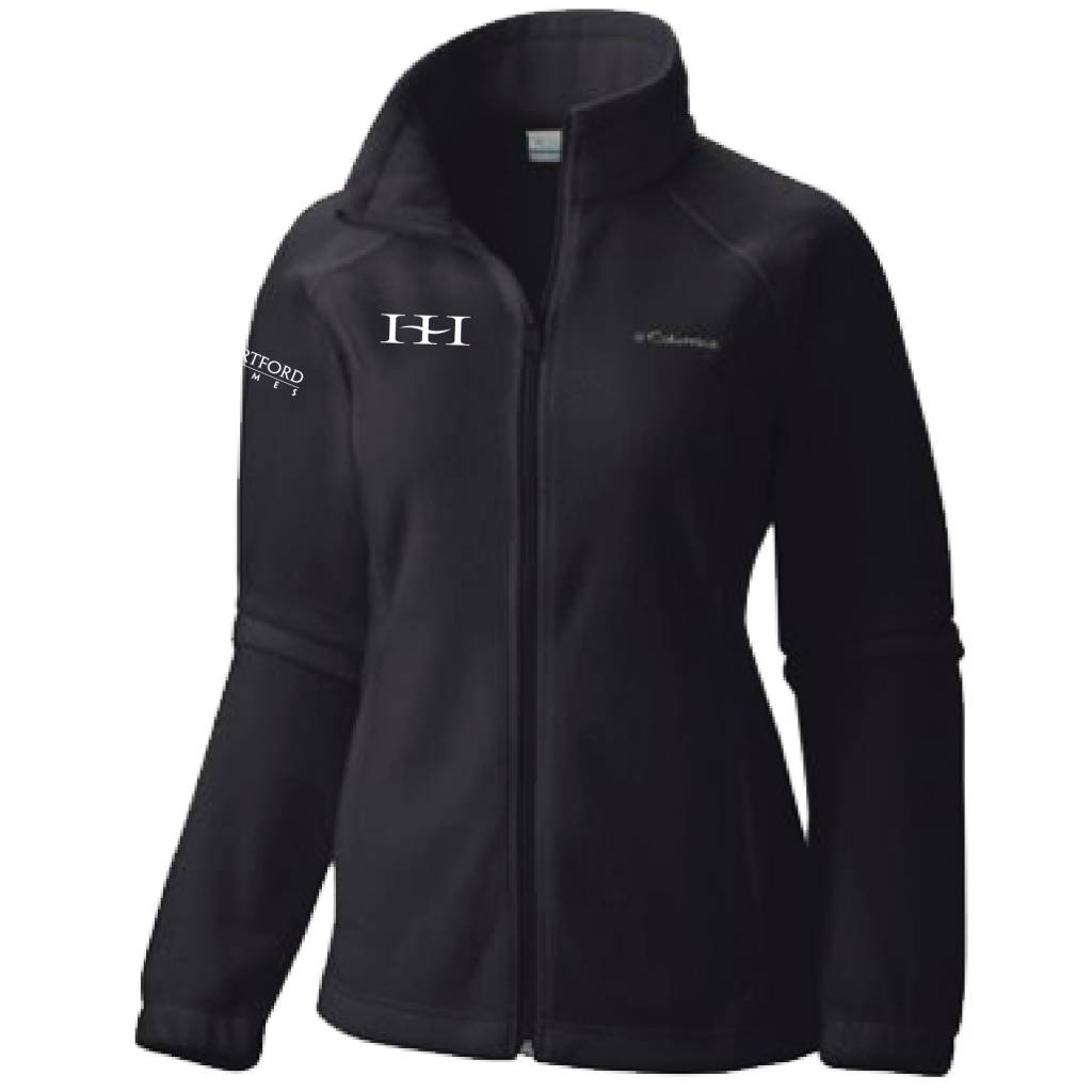 Columbia Columbia - Women's Benton Springs™ Full Zip (Black)