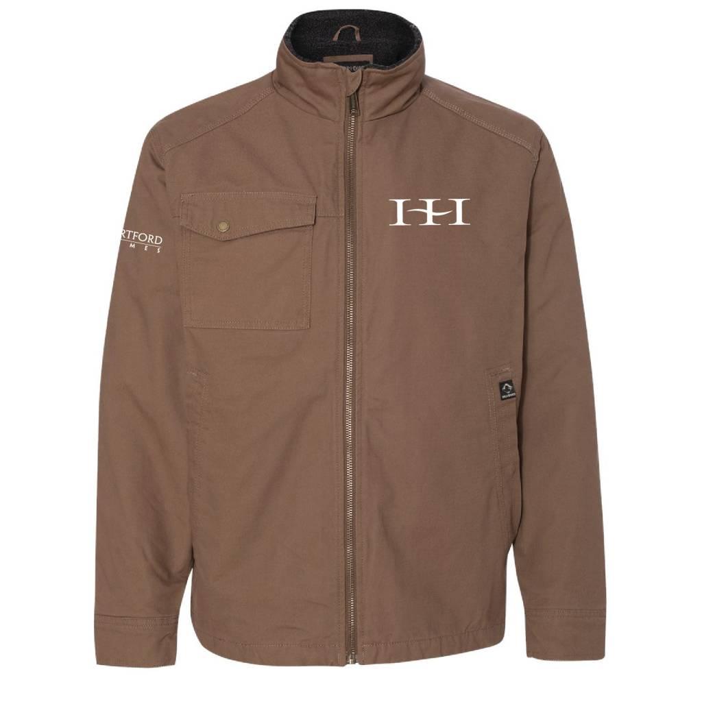 Dri Duck DRI DUCK - Endeavor Canyon Cloth™ Canvas Jacket (Field Khaki)