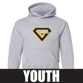 Gildan Gildan Heavy Blend Youth Hoodie (Sport Grey)