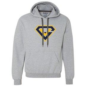 Gildan Gildan Premium Cotton Ringspun Hooded Sweatshirt (Sport Grey)