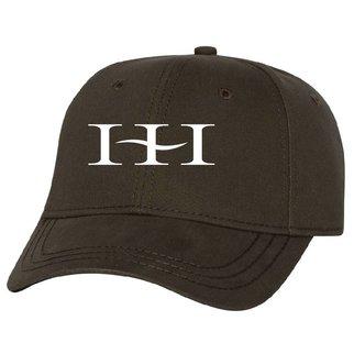 Dri Duck DRI DUCK - Heritage Brushed Twill Cap (Dark Brown)