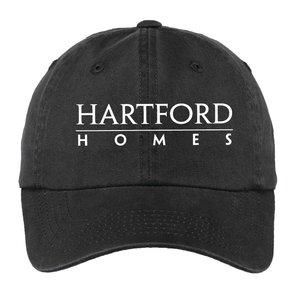 c9025d8b000 Port Authority Port Authority® Ladies Garment-Washed Cap (Black)