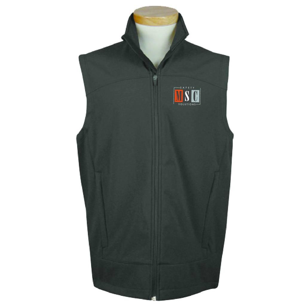 Tri Mountain Tri Mountain Men's Zeneth Vest  ( Black)