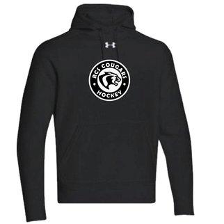 Under Armour UA Storm Armour® Fleece Hoodie  ( Black )