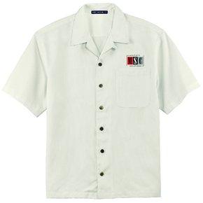 Port Authority Port Authority® Easy Care Camp Shirt ( Ivory )