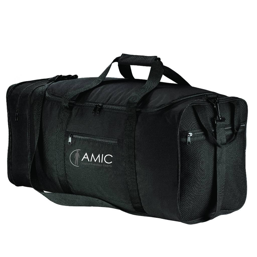 Port Authority Port Authority Packable Travel Duffel ( Black )