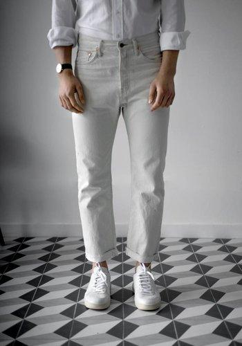 Chimala 13oz Selvedge Used Ankle Cut Jean