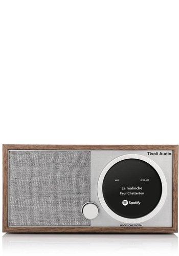 Tivoli Audio Model One Walnut Digital Stereo