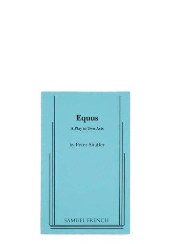 Samuel French Equus Script