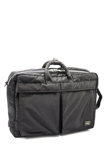 Porter Nylon Twill 3 Way Briefcase