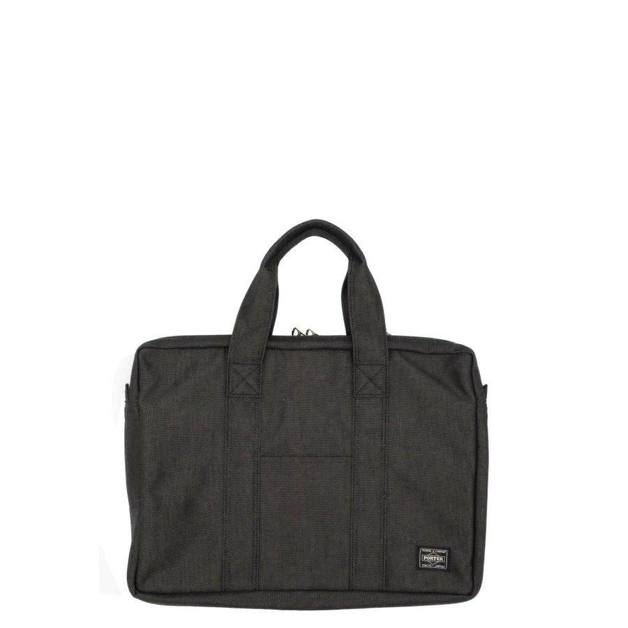 Cordura Smoky Briefcase