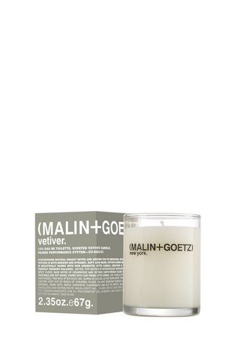 Malin + Goetz Vetiver Votive Candle